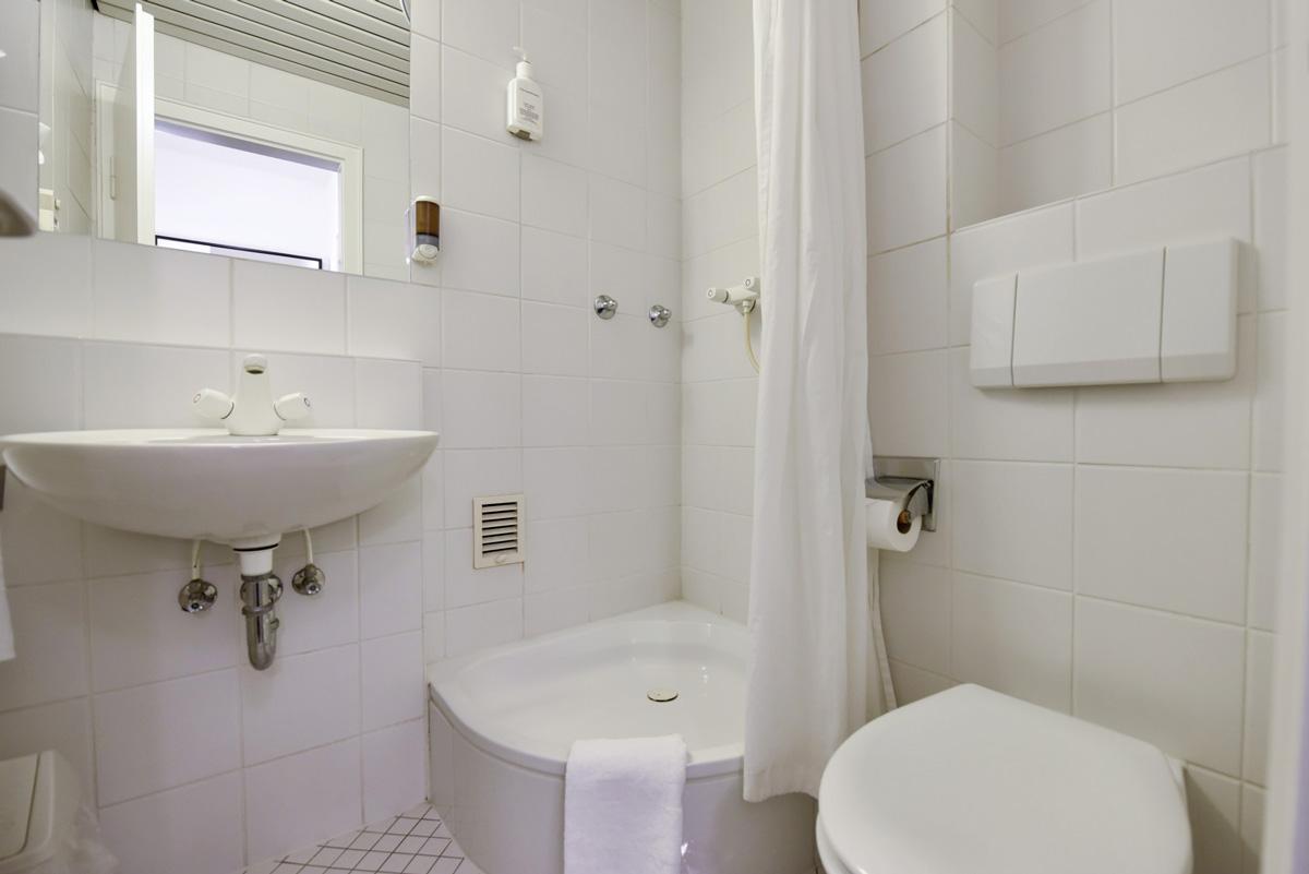 City Apartments U2013 Badezimmer
