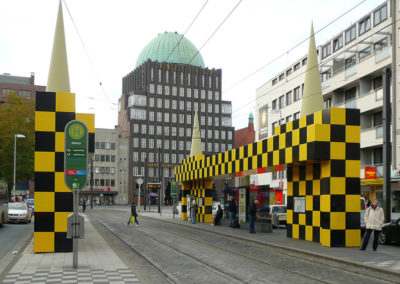 Hannover – Bahnstation Steintor