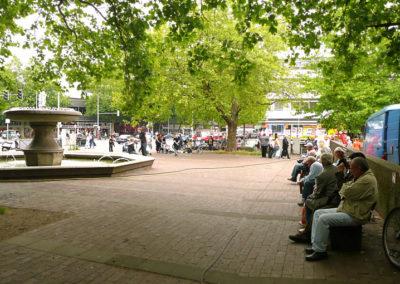 Hannover – Klagesmarkt, Brunnen