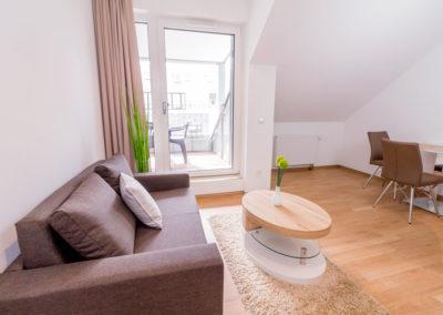 Superior Suite – Wohnzimmer