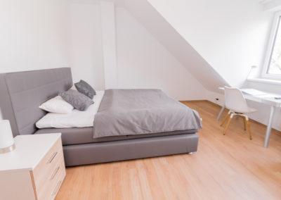 Superior Suite – Schlafzimmer